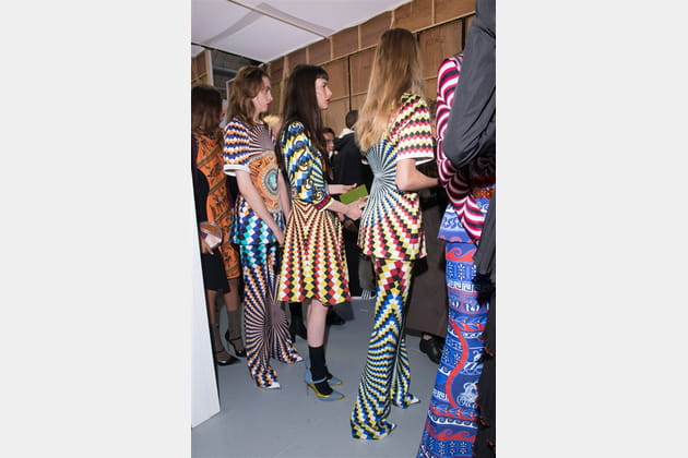 Mary Katrantzou (Backstage) - photo 16