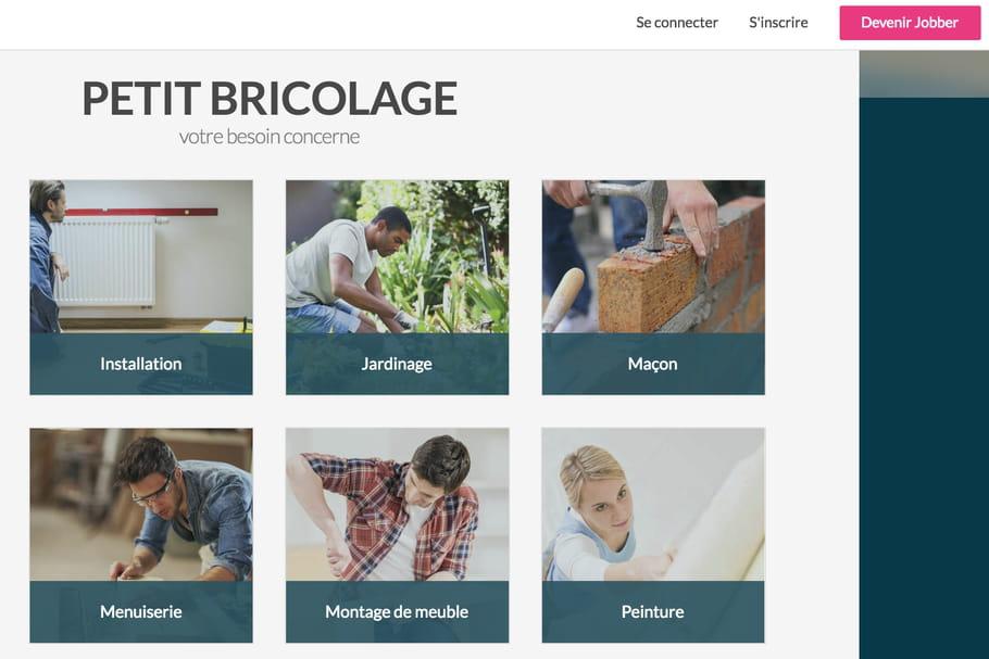 Frizbiz, un service de bricolage entre particuliers par Leroy Merlin