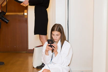 Oscar De La Renta (Backstage) - photo 6