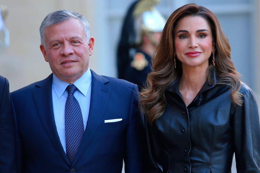 Rania Et Abdallah Ii De Jordanie Un Nouveau Bebe Dans La Famille