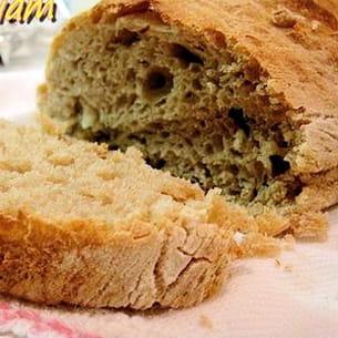 pain aux pommes de terre (sans machine à pain)