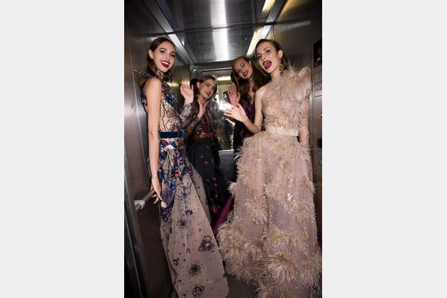 Elie Saab (Backstage) - photo 38