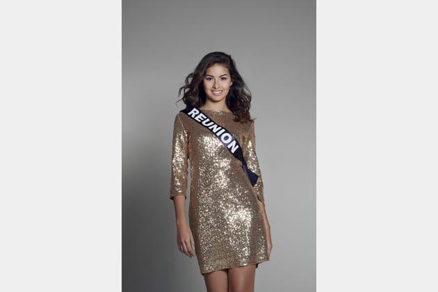 Miss Réunion - Ambre Nguyen