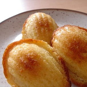 mini madeleines express