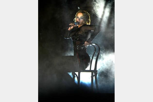 Beyoncé, sexy aux Grammy