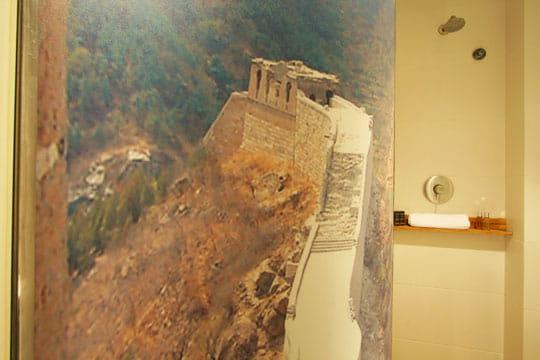 L'immensité au mur