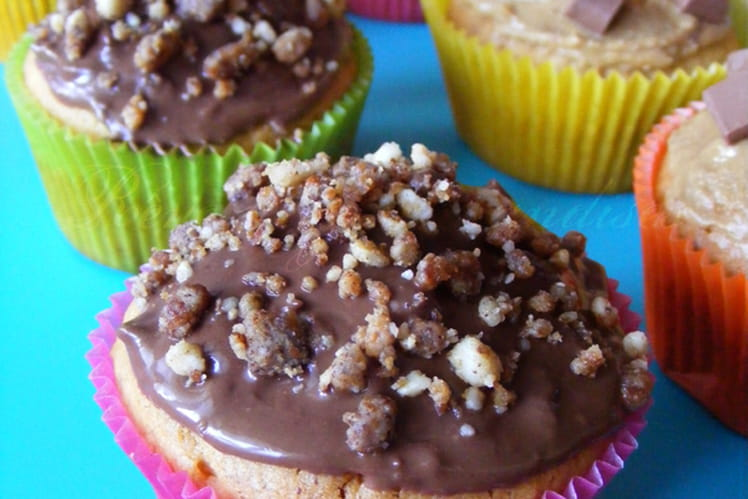 Cupcakes très gourmands