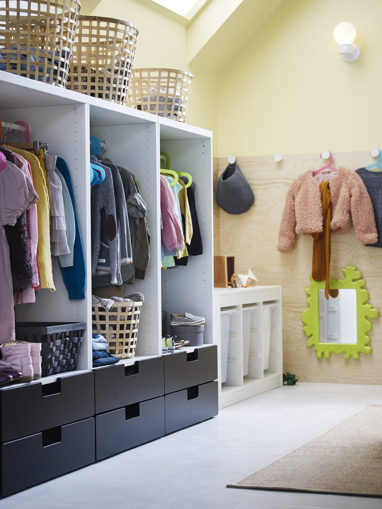 Dressing ikea pour enfants - Ikea dressing modulable ...