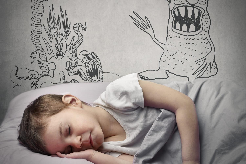 Mon enfant a peur des monstres : comment le rassurer ?