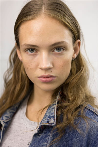Isabel Marant (Backstage) - Printemps-été 2017