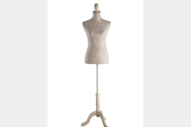 Mannequin couture for Mannequin de couture deco