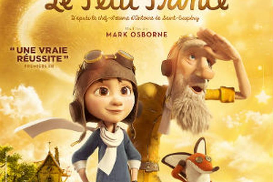 Le Petit Prince : en voiture avec La Petite Fille et l'Aviateur