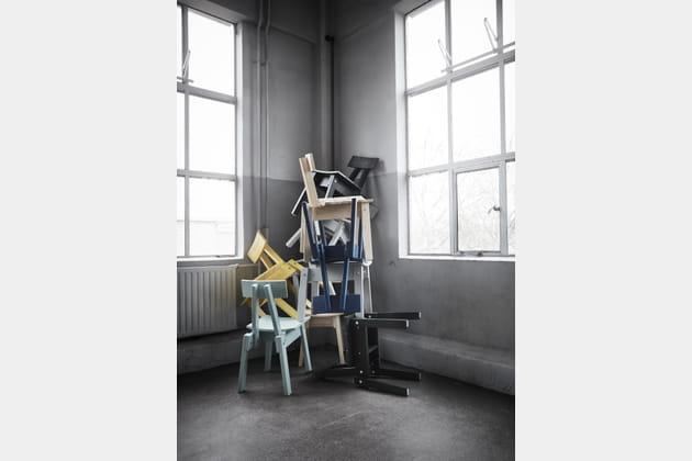 Chaises Industriell d'Ikea