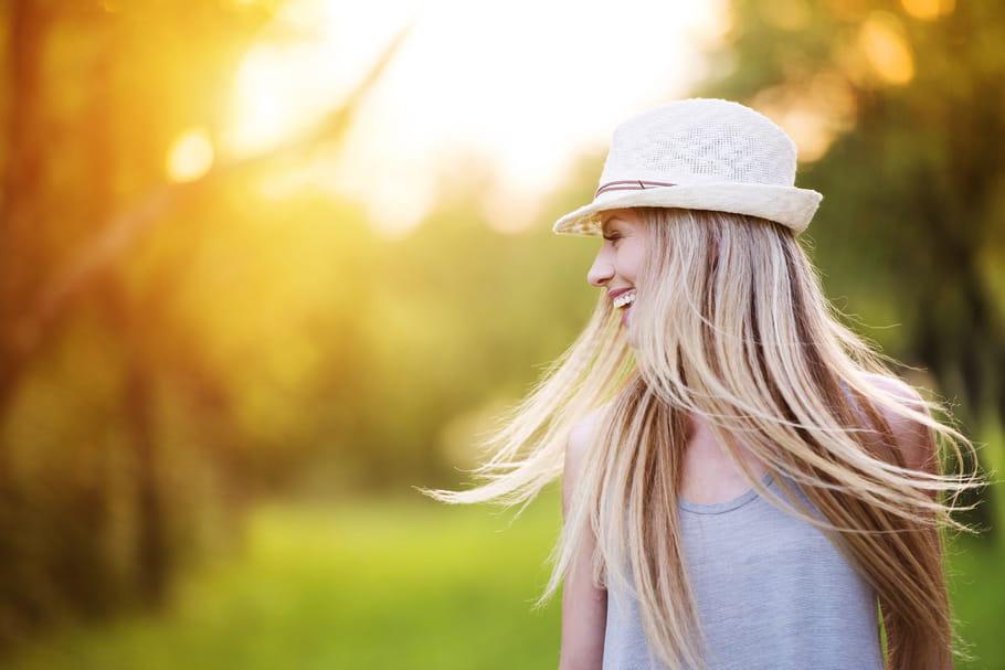Le blond polaire, une couleur venue du froid