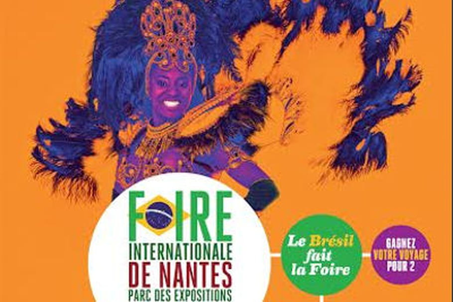 Foire Internationale de Nantes : le Brésil en fête !