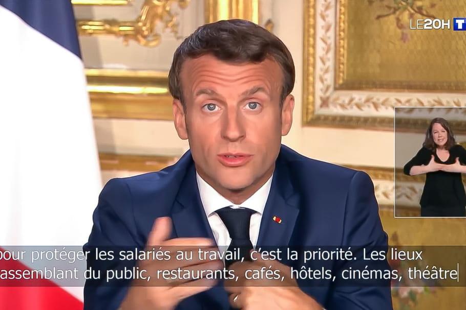 Emmanuel Macron, bronzé: le secret de son teint hâlé dévoilé