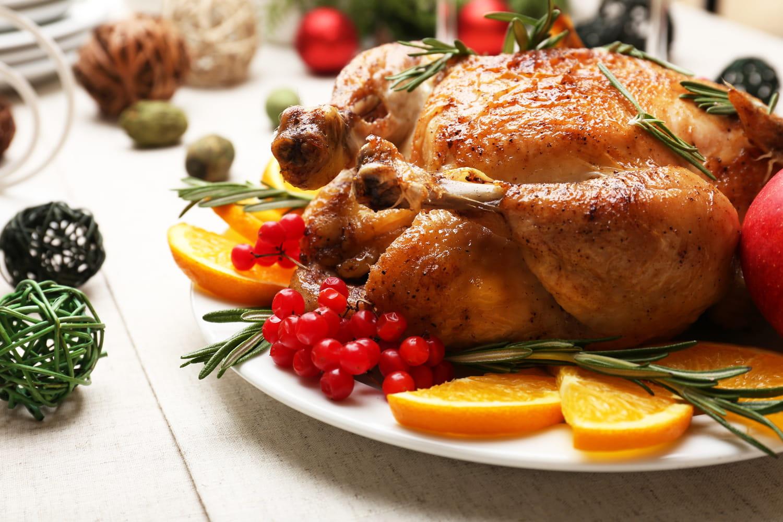 Chapon: nos recettes au four ou en cocotte pour Noël