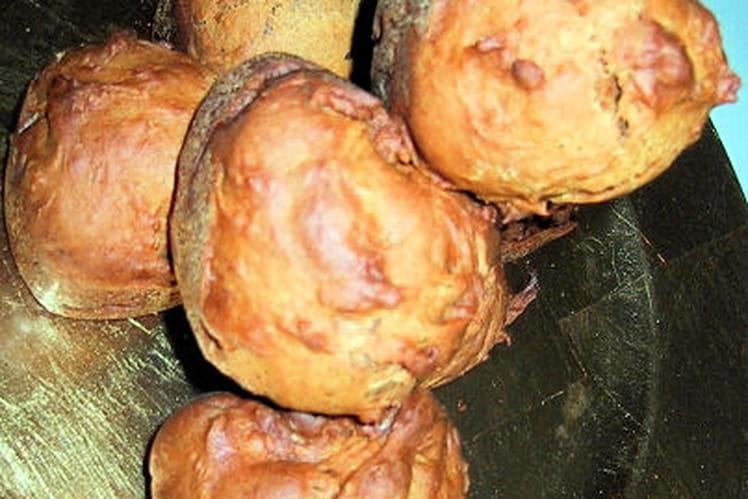 Muffins en cœur d'épices