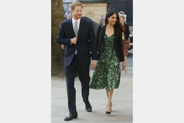 Meghan Markle le 21 avril 2018