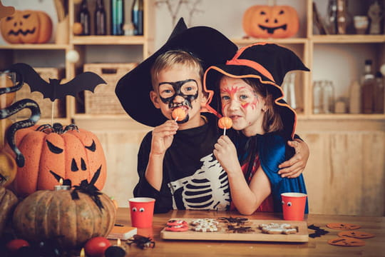 Halloween: les plus beaux déguisements pour enfants