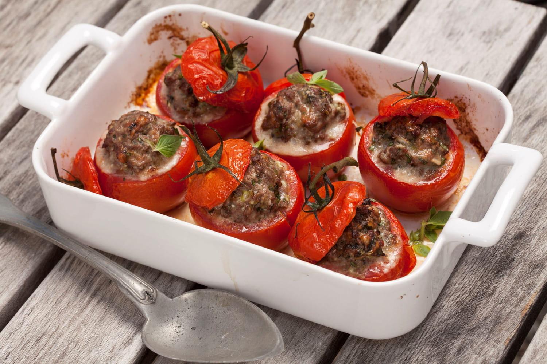 Comment retirer l'eau des tomates farcies?