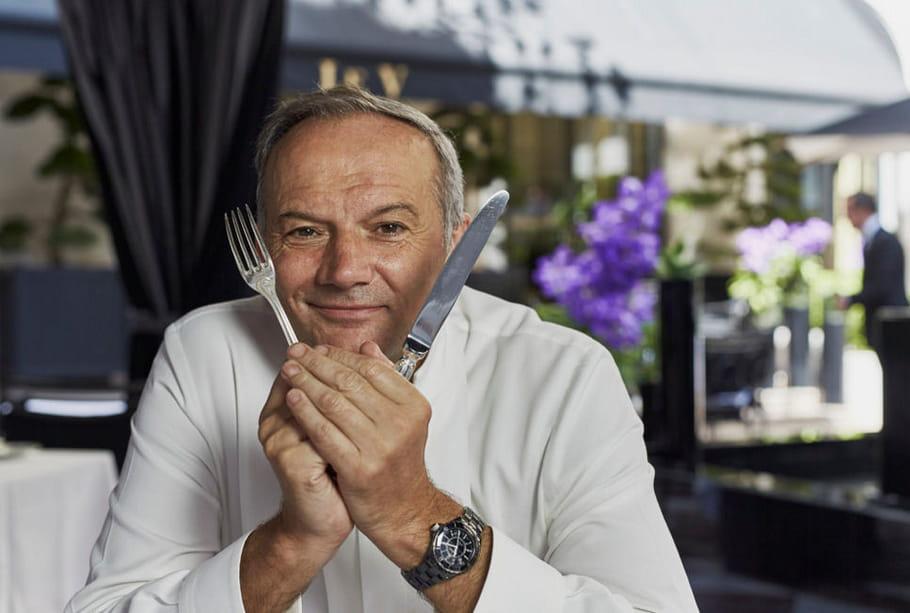 """Christian Le Squer : """"Paul Bocuse est l'un des initiateurs de la nouvelle cuisine"""""""