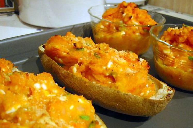 Recette de baked potatoes la recette facile - Idee repas pour recevoir ...