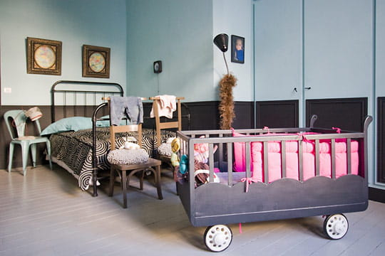 La chambre du bébé
