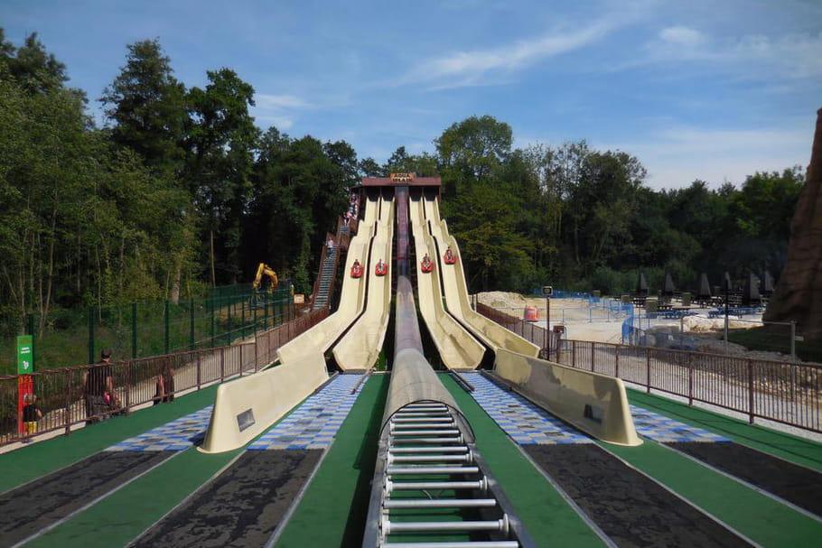 Parc Saint-Paul: un parc d'attraction pour toute la famille!