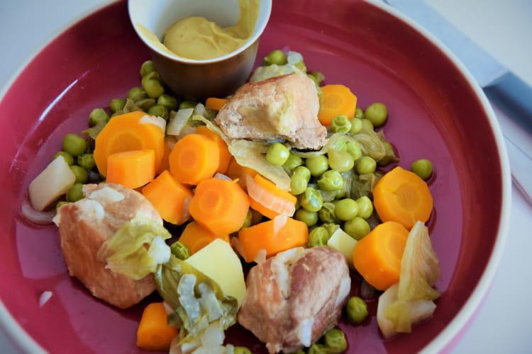 Jardinière de légumes : la meilleure recette