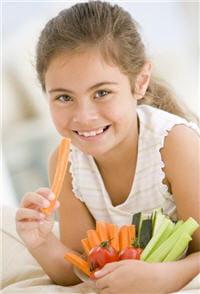 apprenez-lui à aimer les fruits et légumes !
