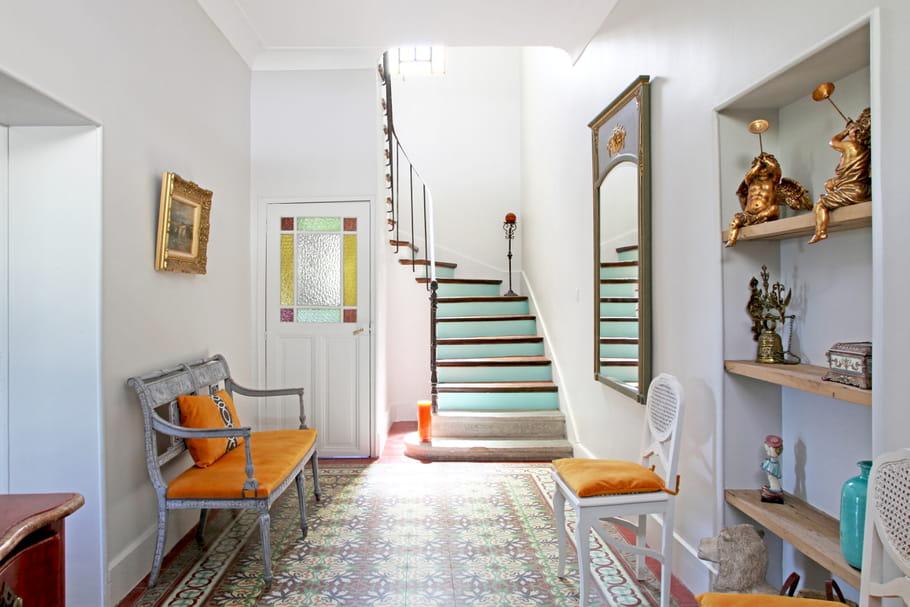 7idées pour mettre en valeur un escalier