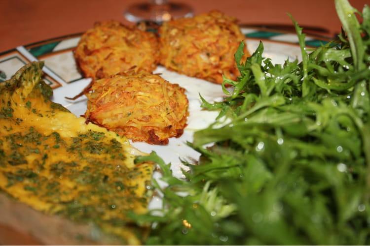Recette de croquettes bio carottes choux de bruxelles au - Cuisiner choux de bruxelles ...