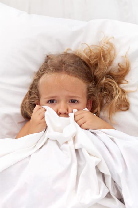 la fièvre est un indicateur, il faut la prendre toutes les heures chez l'enfant