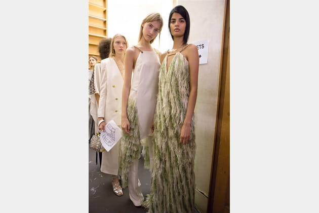 Vionnet (Backstage) - photo 53