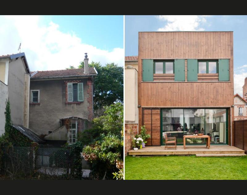 Extension de maison: totale transformation!