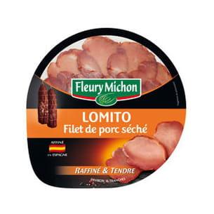 lomito, filet de porc séché de fleury michon