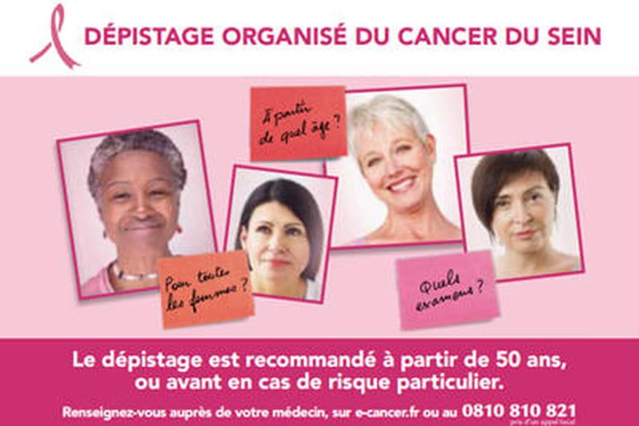 Cancer du sein : découvrez le témoignage d'Anne-Laure