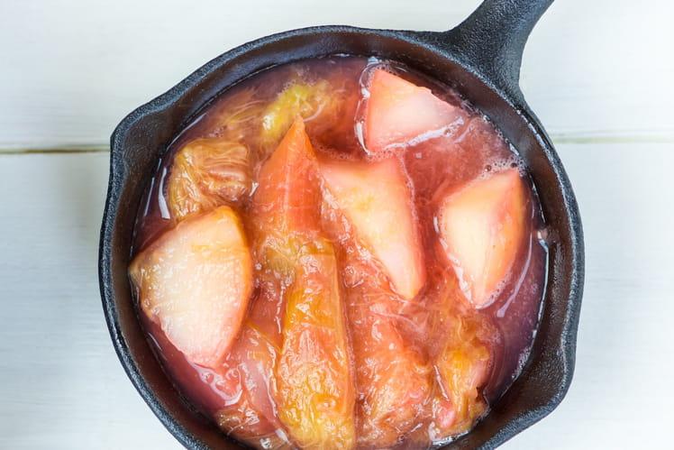 Compote de rhubarbe : la meilleure recette