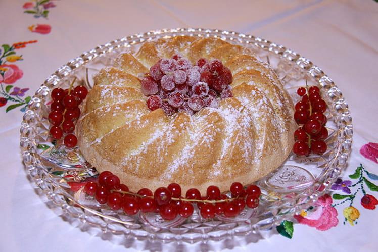 Biscuit de Savoie classique