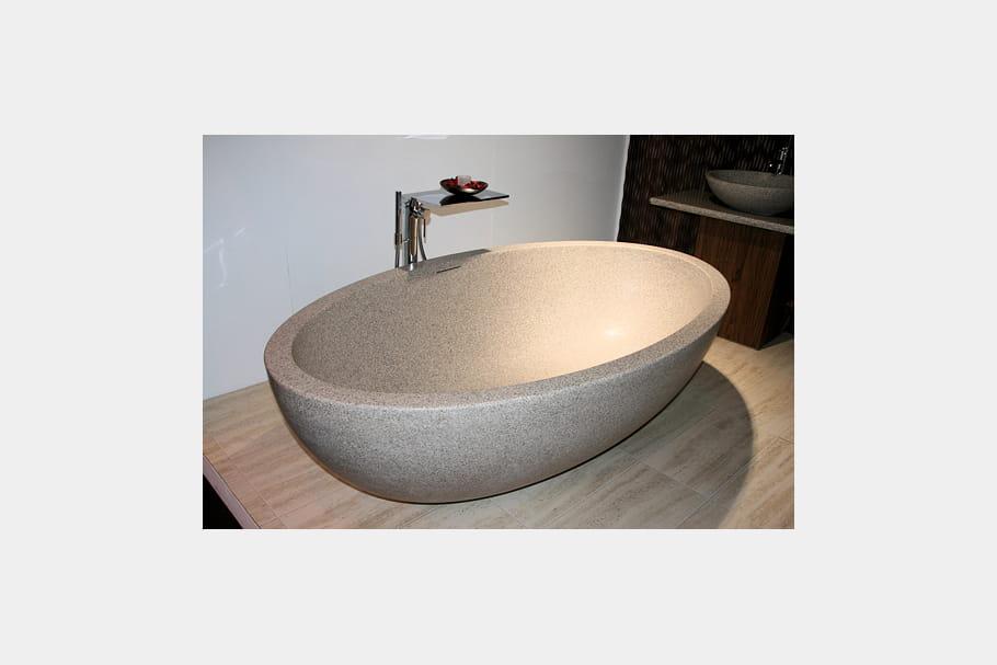 Un bain deux des salles de bains sources d 39 inspiration journal des - Baignoire pour deux personnes ...