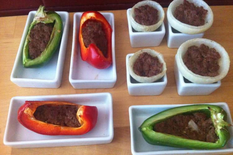 Légumes farcis