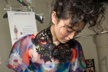 Reem Acra (Backstage) - photo 29