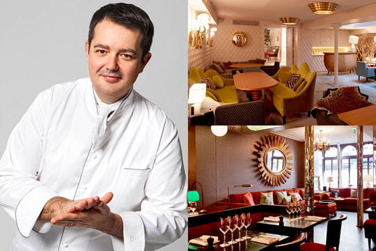 Restaurant de Jean-François Piège