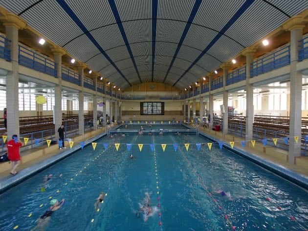 La piscine nakache toulouse for Piscine leo lagrange toulouse