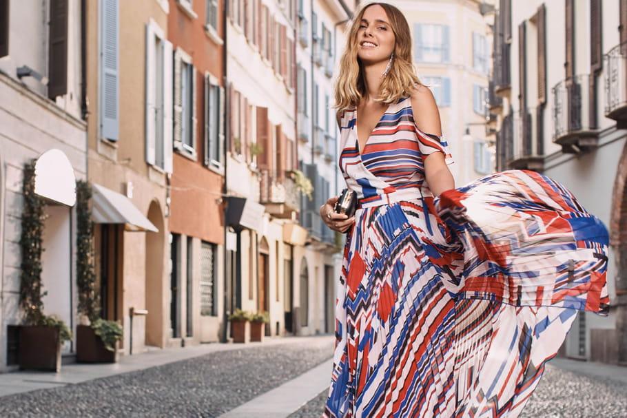 Candella Pelizza: la reine du street style