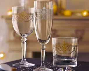 verres dampierre de cristal d'arques paris