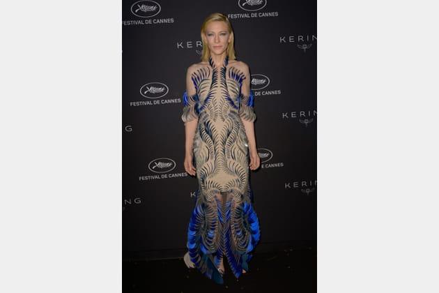 Cate Blanchett en Iris van Herpen