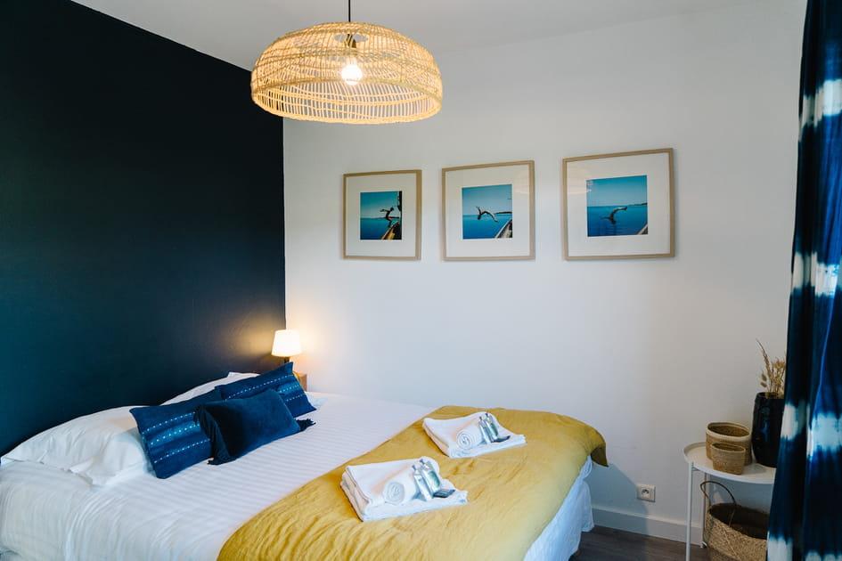 Une deuxième chambre esprit bord de mer