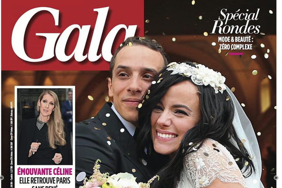 Alizée et Grégoire Lyonnet se sont mariés !